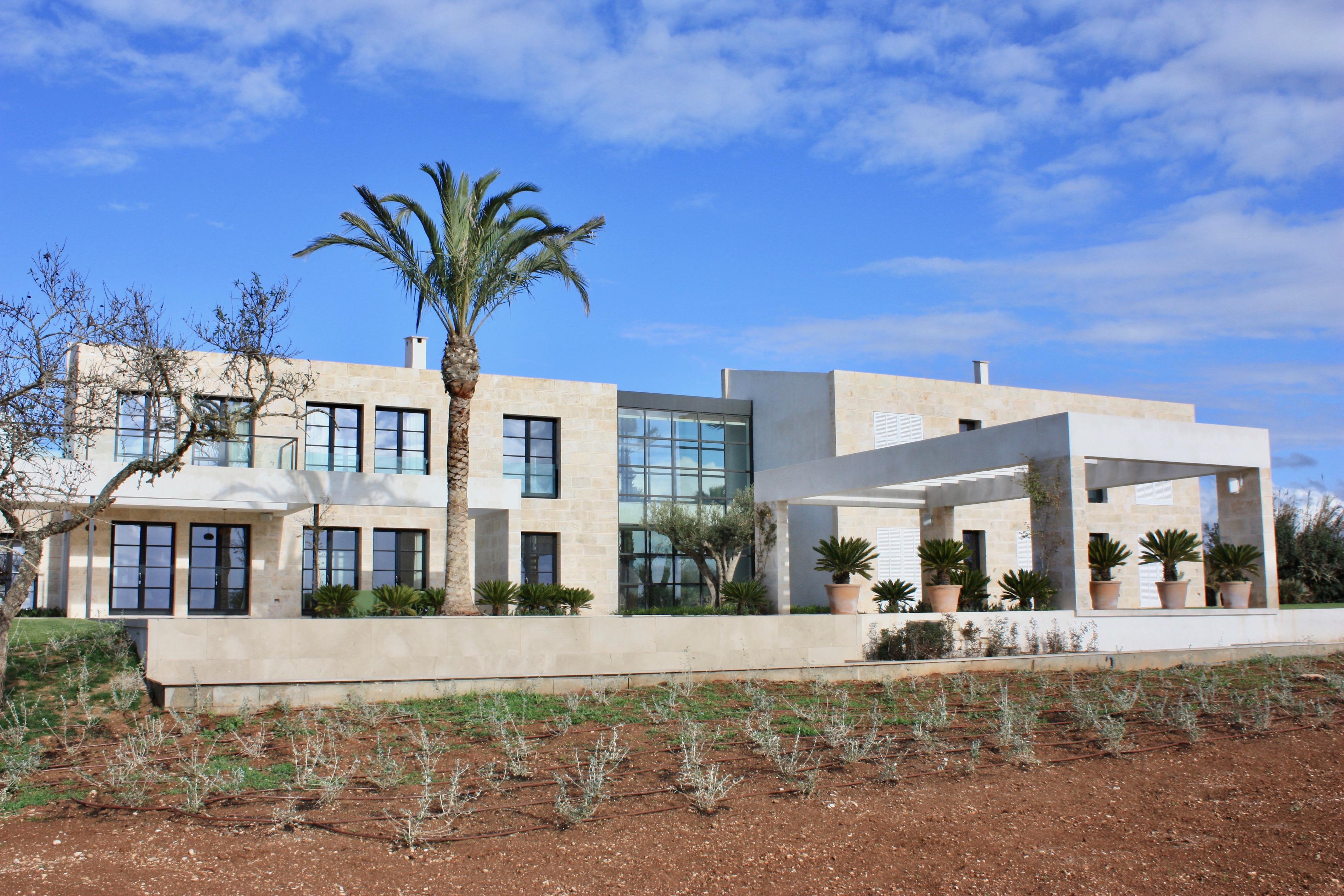 Außergewöhnliche Design-Villa