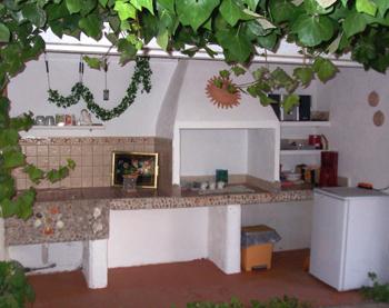3. juli 2007 107 Sommerküche