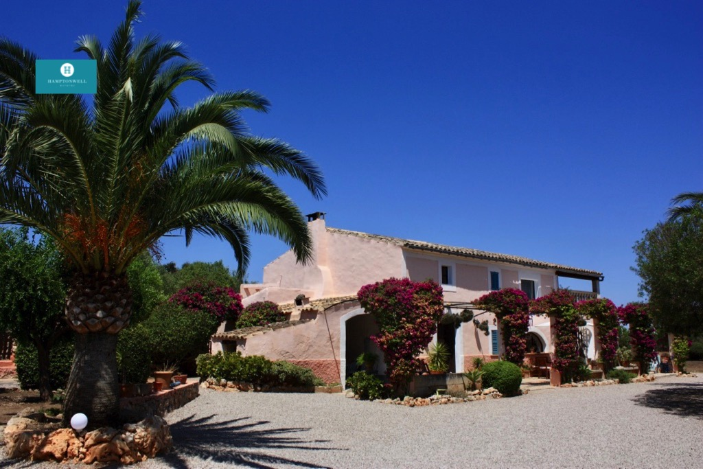 Charming traditional Majorcan finca close to Felanitx