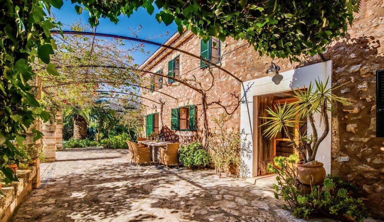 Herrlich renovierte, mallorquinische Finca in San Lorenco mit Vermietungslizenz